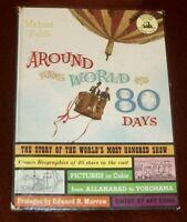 'MICHAEL TODD'S AROUND THE WORLD IN 80 DAYS': Ed. by Art COHN : 1st. UK 1957.