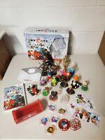 Disney Infinity Bundle (Nintendo Wii) W/ Base And Multiple Figures RARE Complete