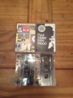 Music Cassette Tapes  Bundle - Paul Weller