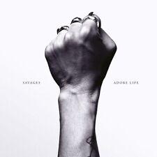 SAVAGES - ADORE LIFE - CD SIGILLATO 2016 DIGIPACK