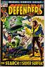 Marvel Comics The Defenders No. 2 of 152, 1972 Very Good