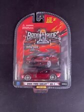 New 1 Badd Ride Series 2 1/64 Scale 2005 Ford Shelby Gr-1 Red 1Br64-0621