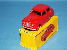 Dinky Toys No 40J is the model of the Austin Somerset saloon NM tatty box