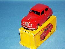 Dinky Toys Nº 40J es el modelo de la Caja de Austin Somerset Saloon casi como nuevo Tatty