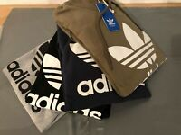new ADIDAS ORIGINAL PRINT LOGO HOODIES  GUARANTEED post UK !! SPRING SALE !!