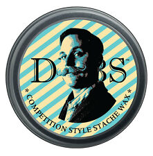 Dubs Stache Wax  Mustache Wax 1.3 oz tin
