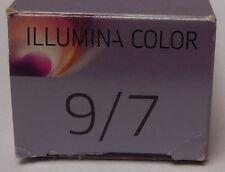 Wella Illumina - 9/7 Light Blonde Braun 60ml