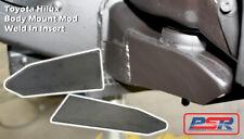 Toyota Hilux N80 16-On Body Mount Mod Weld In Insert - PSRHIL-068