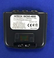 Hitech(Japan Liion4800mAh TOP) For Intermec/Honeywell CN3 #AB9/318-016-002...eq