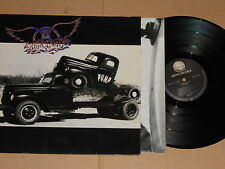 AEROSMITH -Pump- LP
