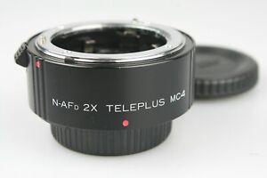 TELEPLUS AF Tele-CONVERTER 2x N-AFD MC4 Japan Nikon Auto-Focus Autofocus A/F