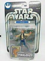 Star Wars Trilogy Collection's Han Solo. 2010 Hasbro