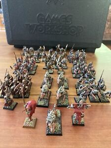 Warhammer Fantasy Age Of Sigmar Grand Alliance Of Death Painted Deadwalkers Army
