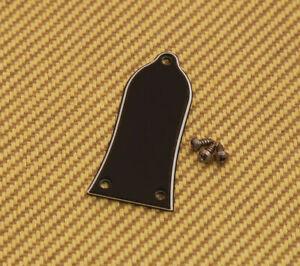 TRC-E 2-Ply Black Epiphone Style & Similar Guitar Truss Rod Cover