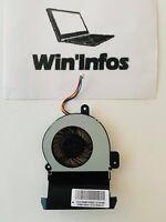 Ventilateur refroidisseur chaleur cpu fan ASUS X55A (réf : SX109H)