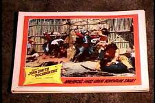 CAPT JOHN SMITH AND POCAHONTAS 1953 LOBBY CARD #4 NATIVE AMERICAN INDIAN WESTERN