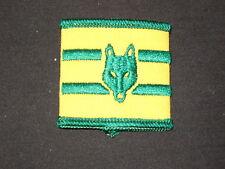 Canadian Wolf Cub Patrol Leader Epaulette c2