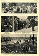 Rotes Kreuz Dresden III.Verbandstag der freiwilligen Sanitätskolonnen von 1902