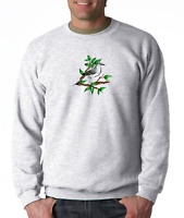 Gildan Long Sleeve T-shirt Mockingbird Bird Birds Wildlife Animals Fowl