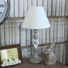 Lámparas de interior de color principal gris de madera
