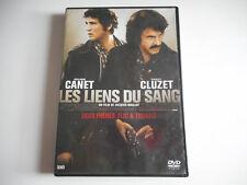 DVD - LES LIENS DU SANG - G. CANET / F. CLUZET - ZONE 2
