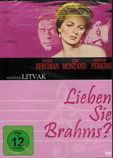 Lieben Sie Brahms? - Ingrid Bergman / Yves Montand - NEU
