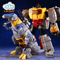 Assembled Dinosaur Model Transformation Robot Toys Grimlock G1 Action Figure HOT