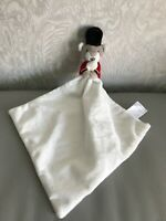 The Little White Company London Guard Comforter ~ Soft Toy Soldier Baby Soother