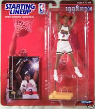 Allen Iverson 1998 SLU Starting Lineup 76ers