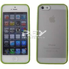 Funda para iPhone 5 Carcasa Tamizado Verde  ¡Envío desde ESPAÑA!  i91