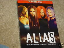 Alias - The Complete First Season DVD NEW SEALED