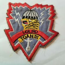 "ARVN Special Forces ""LOI HO"" Recon Team III AIRBORNE VIETNAM WAR PATCH"