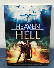 Heaven & Hell - Dvd - Burt Ward - Sci-Fi Fantasy Action New