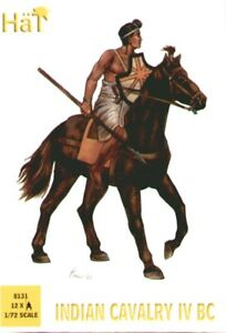 HaT 1/72 Indian Cavalry of King Porus IV Century BC # 8131