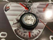 OROLOGIO DA TASCA/PORTACHIAVI BERWITCH FIAT 17 RUBIS ANTIMAGNETIC WATCH NOS !!!!