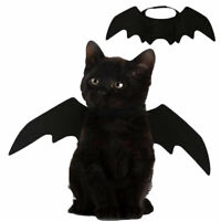 Bat Wings for Small Cat Puppy Dog Pet Halloween Costume Cosplay Dress-Up Props G