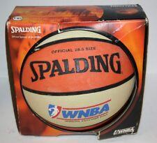 PHOENIX MERCURY Full sized Autographed Basketball WNBA 1997 Toni Foster