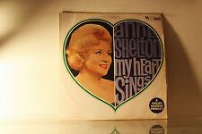 ANNE SHELTON - MY HEART SINGS - WING UK VINYL LP BUY 1 LP GET 1 LP FREE