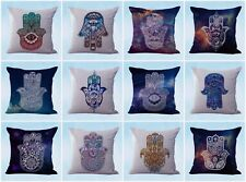 US Seller- 10pcs cushion covers hamsa hand protection decorative pillow covers