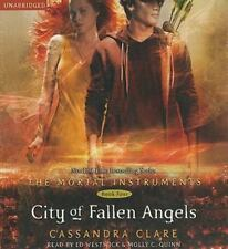 The Mortal Instruments Ser.: City of Fallen Angels 4 by Cassandra Clare...