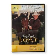 Monty Roberts Join Up DVD with Monty's Training Method (multi region DVD!)