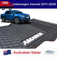 Premium Quality Rubber Floor Mats for Volkswagen Amarok VK 2011-2020