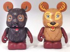 Disney Park Series #12 Vinylmation Country Bear Jamboree Set of 2