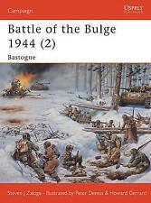 Battle of the Bulge 1944: Bastogne: v. 2 by Steven Zaloga (Paperback, 2004)