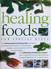 Healing Foods for Special Diets by Jill Scott FREE AUS POST used paperback