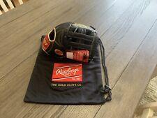 "New Rawlings Heart Of The Hide GGC Inciarte 12.75"" H Web Baseball Glove w/Bag"