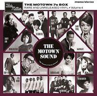 THE MOTOWN 7S BOX VOL.4 (LIMITED EDITION )  7 VINYL LP SINGLE NEW+