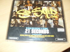SO SOLID CREW - 21 SECONDS  3 TRACK CD SINGLE