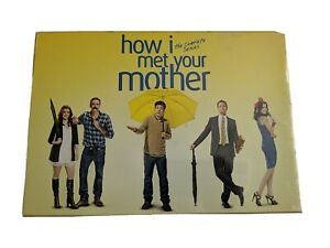 How I Met Your Mother Complete Series Season 1-9 BRAND NEW 28-DISC US DVD SET