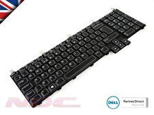 NEW Dell Alienware M17x R1/R2/R3/R4 UK ENGLISH W8/10 Keyboard+AlienFX LED 0GMCD3